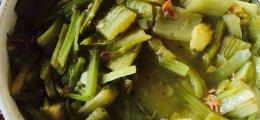 Borraja y cardo, 2 verduras desconocidas